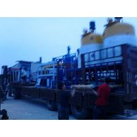 The high pressure PU foaming machine/equipment