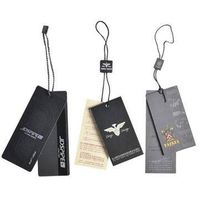 China Paper Hang Tags, Supplier, Various Sizes and Logos are Welcome thumbnail image
