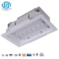 September Sales Promotion!! Superior Meanwell LED Driver Retrofit Led Canopy Light For Gas Station C