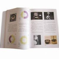 Book Printing for Hardcover Book, Round Back with Glossy Lamination, Head and Tail Band thumbnail image