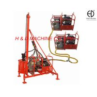 HD-40 MAN PORTABLE DRILLING RIG