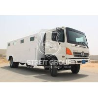 Armored Car BR6 / PM7 Level HINO 500