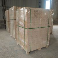 Wood Chip Pallet Block
