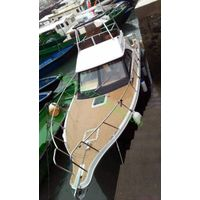 11.2m fibeglass fishing boat