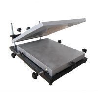 Ginkgoem 3040 Pcb Stencil Solder Paste Printer for SMT Production Line with soldering reflow oven thumbnail image