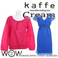 """KAFFE"" clothes for women wholesale"
