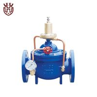 Flanged Pressure Relief Valve thumbnail image