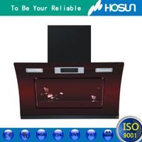 hosun factory supply good quality ultra thin range hood