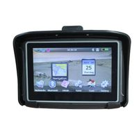 "4.3"" bluetooth waterproof gps"
