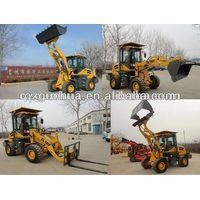 hay grapple loader/construction machine small wheel loader thumbnail image