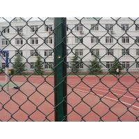 Cheap chain link fence, Wholesale garden coated chain link fence