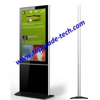 interactive digital signage, multi-points touch, fully integrated  (TP42A-SP-T)