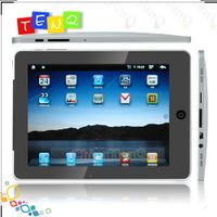 APad E8001B Android 2.1 Tablet PC 8 inch Multitouch Screen WIFI 3G with Camera IPed MID Netbook Notb