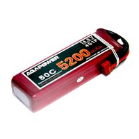 Rc heli battery 4S 14.8v 5200mAh