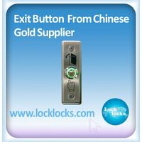 Stainess Steel Door Release  Button with LED