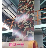 Direct Mannufacture PPGI Color Coated Galvanized Steel Coil
