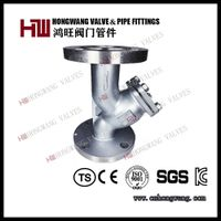 Stainless Steel Y Type Flange Filter Strainer thumbnail image