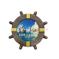 High Quality Rudder Mexico Los Cabos Fridge Magnet Souvenirs