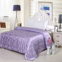 low price bed sheets manufacturers in China Silk duvet