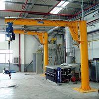 2 ton free standing jib crane thumbnail image