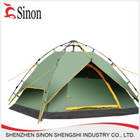 Outdoor waterproof camping tent
