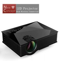 UNIC UC46 Projector With Wireless Connection For Home Theater