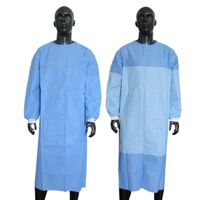 Disposable Surgical Protective Gown