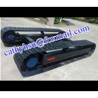 factory directly offered steel Track Undercarriage / steel crawler undercarriage