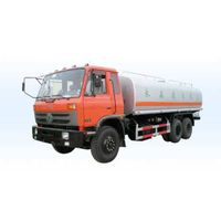 Dongfeng double rear axle water truck thumbnail image