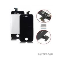 LCD Screens Digitizer Assembly For iPhone4-Black-High Quality