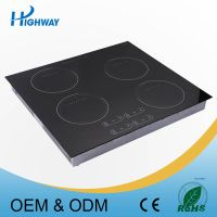 Kitchen appliance four burner induction cooker