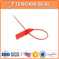 container door lock plastic seal tag