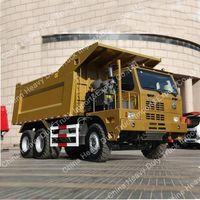 Sinotruk HOWO 70ton 6*4 Mining Dump Truck
