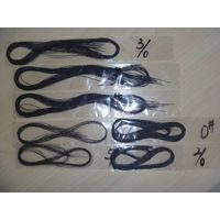 High Quality Black Silk Braided Suture