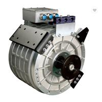140kw 1700Nm brushless electric ac car motor ev conversion kit for truck bus boat RSTM430 thumbnail image