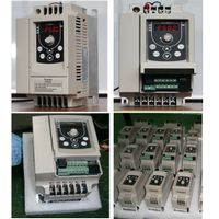 3 phase in 3 phase out 380V ac motor drive 3.7KW 0.01-400.0Hz