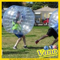 Zorb-soccer BubbleFootballSuit Bubble Soccer Bumper Ball Zorb Football Body Zorbing Loopy Ball