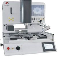 FULL-auto Optical alignment touch screen ZX-1800C bga rework station