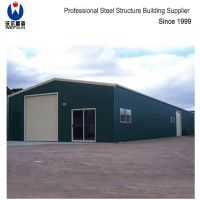 Shangdong Steel Structure Shed Industrial Warehouse thumbnail image