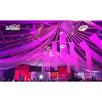 Nice design 500 double decker tent for wedding