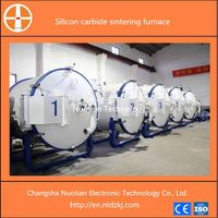 Competitive price induction type and vacuum silicon carbide sintering furnace