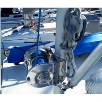 Stainless Steel Rotating Hand Winches (Electropolishing): Model ESB-1-SI (100kgf) thumbnail image