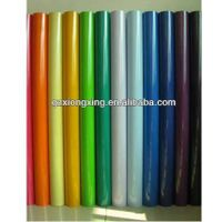 xiongxing pvc film for coated table cloth