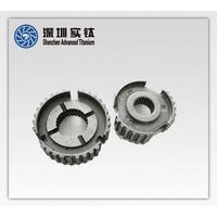 Titanium alloy automotive engine gears thumbnail image
