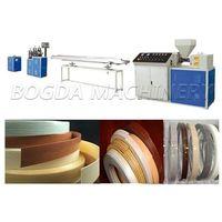 Plastic Wood Edge Band Machine, PVC Edge Banding Extrusion Machine thumbnail image