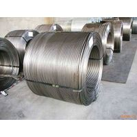 CaSi Cored Wire for Steelmaking and Casting thumbnail image