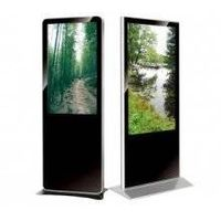 Floor type vertical screen LED advertising machine