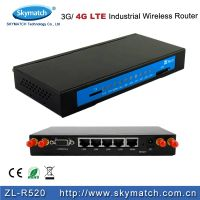 Wireless router industrial router 3G R520