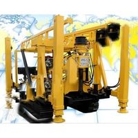 Multipurpose High Efficiency Crawler Mounted Drilling Rig XYD-3 for Mining Exploration thumbnail image