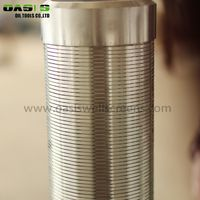 6 5/8'' Johnson Wedge Wire Screen for Water Filter